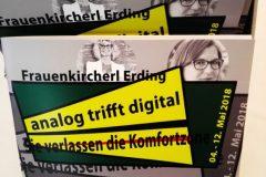 Projekt #analogtrifftdigital